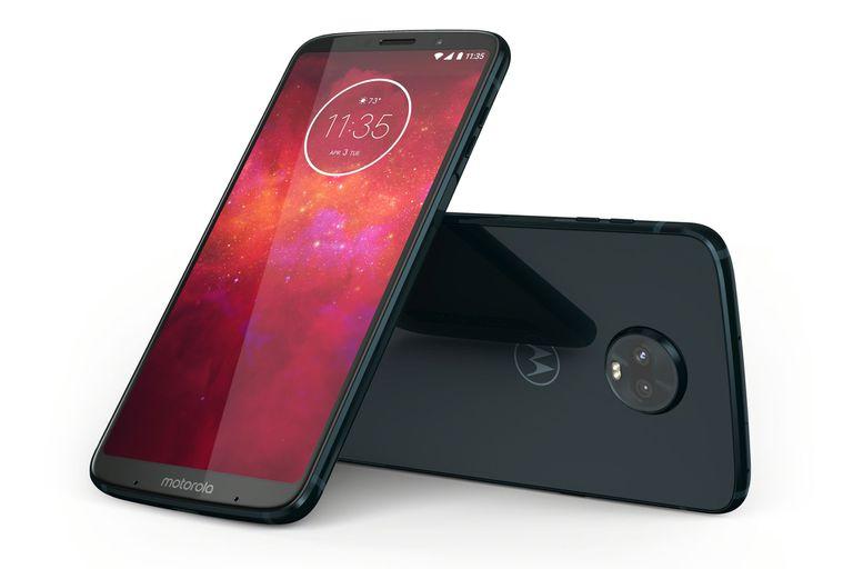 Moto Z3 Play: el smartphone de Motorola ya está disponible en la Argentina