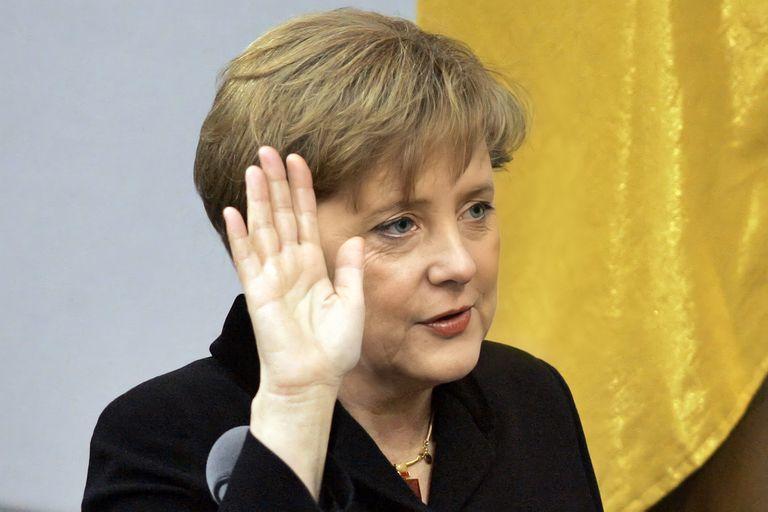 Así cambió Angela Merkel desde que asumió en 2005