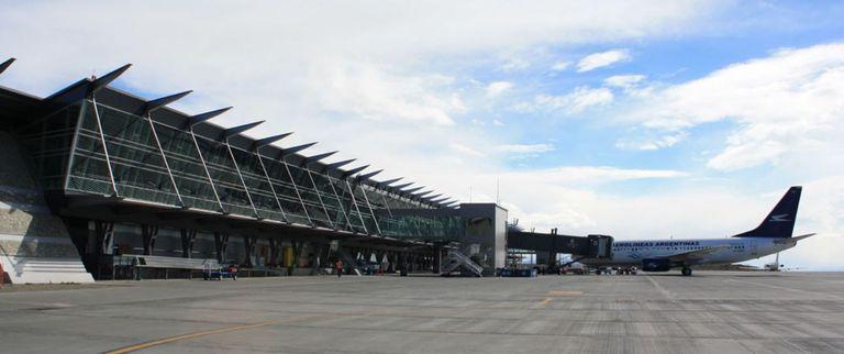 """El aeropuerto de El Calafate fue elevado a la categoría """"Internacional"""""""