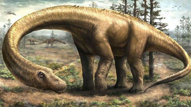Los dinosaurios estaban muy extendidos en todo el mundo en el momento del impacto del asteroide al final del período Cretácico Superior
