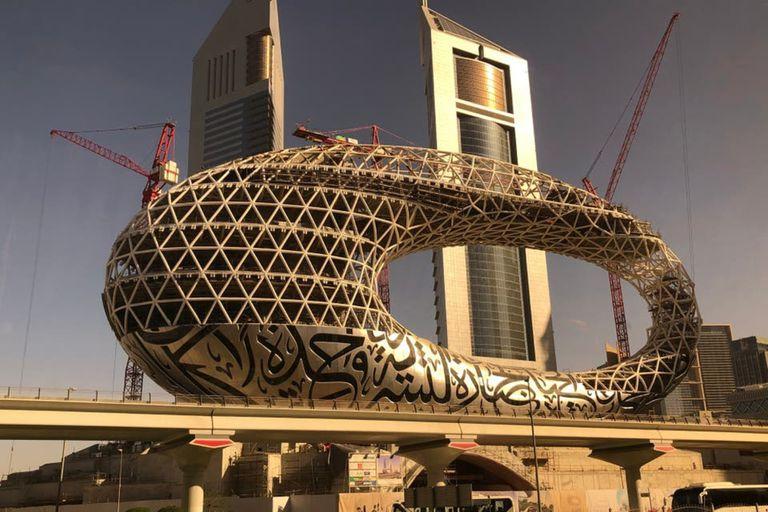 Arquitectura: los 5 edificios más extravagantes y emblemáticos de Dubái