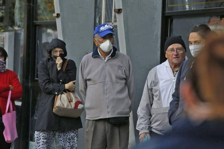Entre las personas que se jubilaron recurriendo a un plan de moratoria, el 87% cobra el haber mínimo