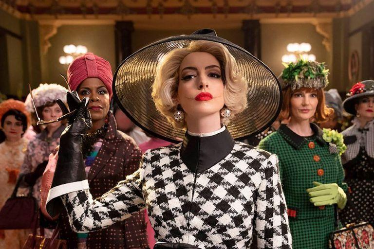 Anne Hathaway encarna a la Gran Bruja y esconde un perverso plan para convertir en ratones a todos los niños del mundo