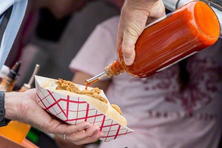 La salsa picante es de los condimentos más longevos.