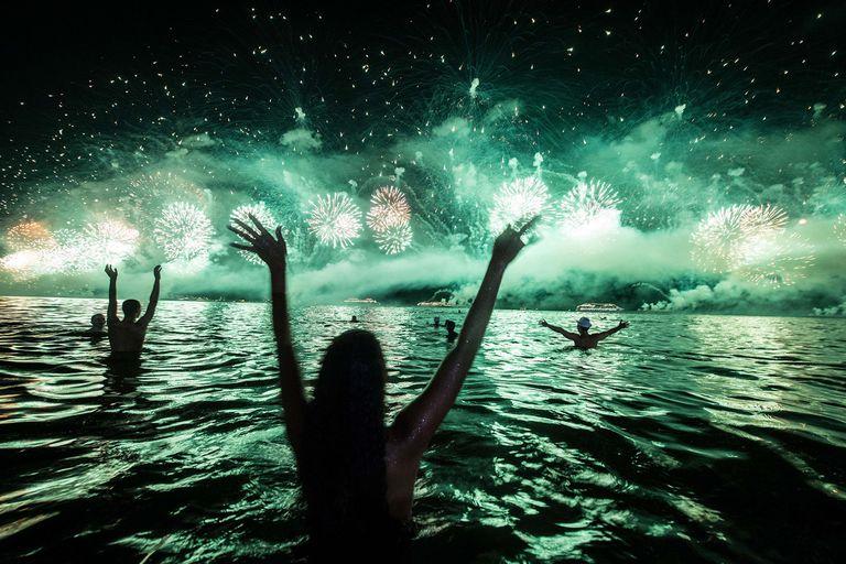 Por el coronavirus cancelan la tradicional fiesta de fin de año en Río de Janeiro