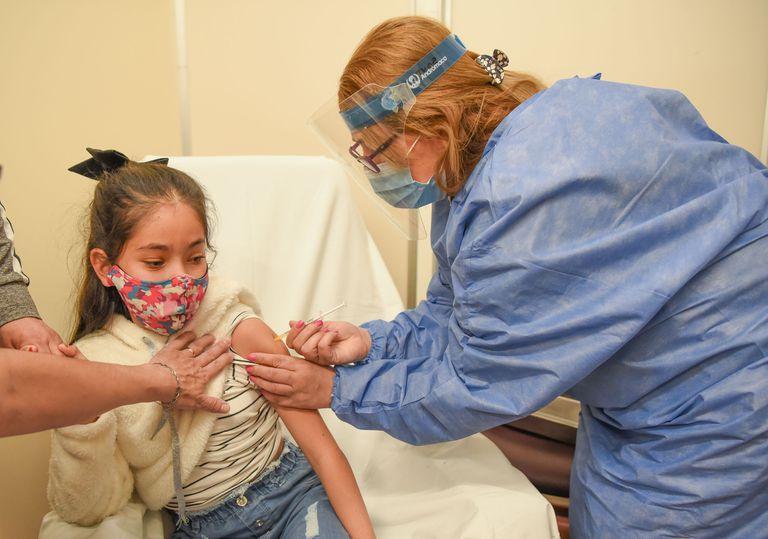 La vacuna Sinopharm es segura para niños de entre 3 a 17 años
