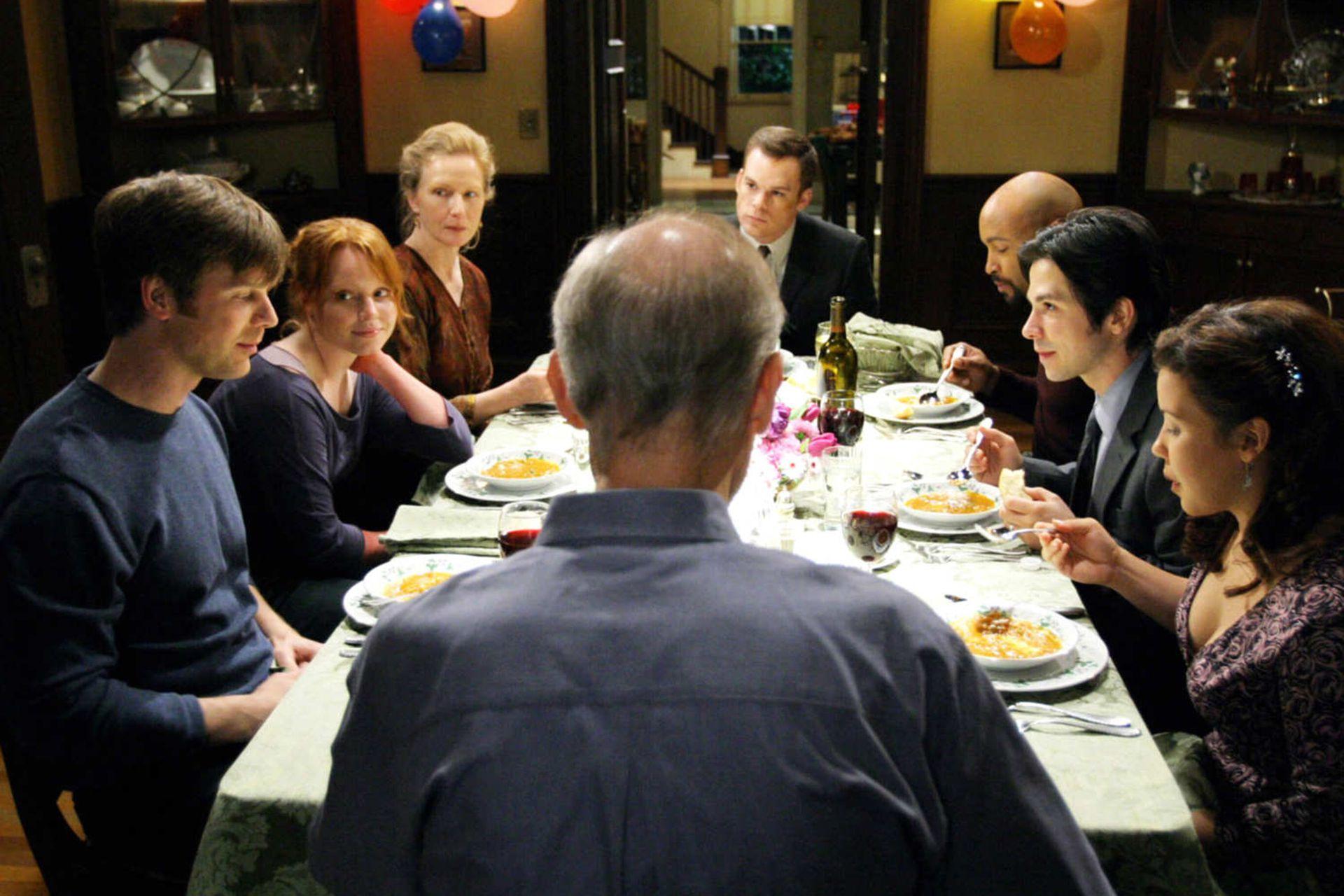 Una cena familiar de pesadilla