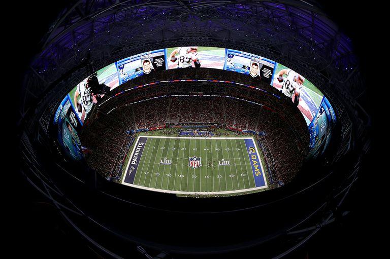 New England Patriots y Los Angeles Rams definen al campeón del Super Bowl 2019