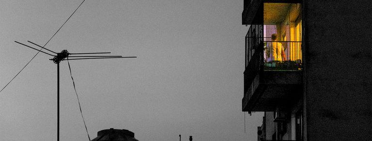 En Fotos. Crónica poética del encierro