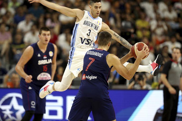 Luca Vildoza en el último Mundial de China