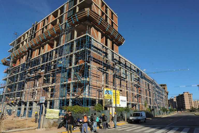 Villa Fraga: empieza en mayo la mudanza de vecinos a departamentos nuevos