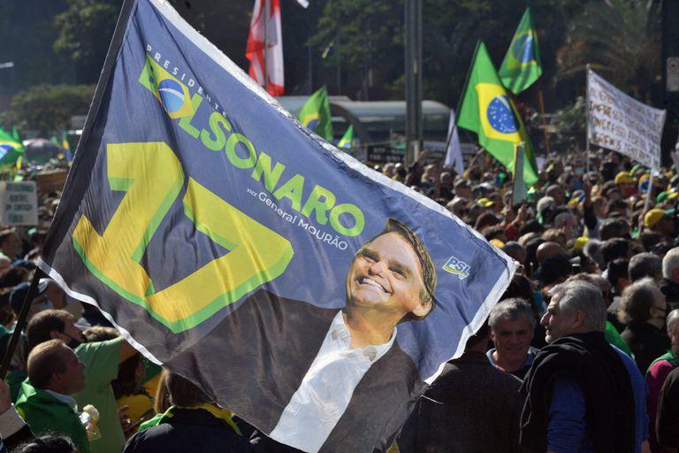 Bolsonaro, desafiante por una investigación del Tribunal Electoral