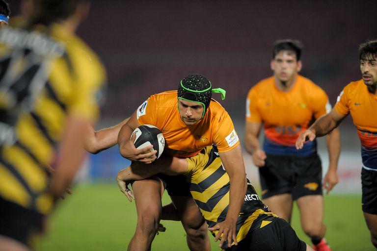 Jaguares XV se medirá con Peñarol por la Superliga Americana de Rugby.