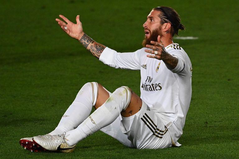 Real Madrid: una defensa desmantelada en la Champions... y Ramos tiene covid