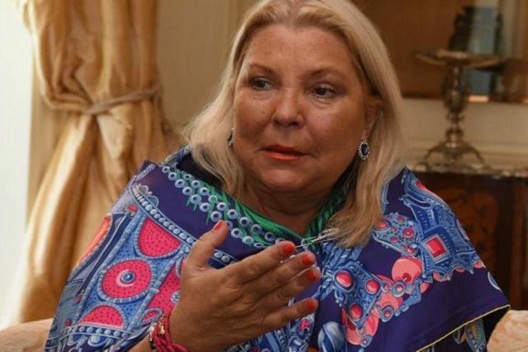La diputada cuestionó la demora en desplazar a Díaz Gilligan por la cuenta en Andorra