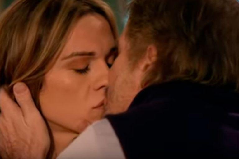 Pequeña Victoria: Antonio y Emma se besaron por primera vez