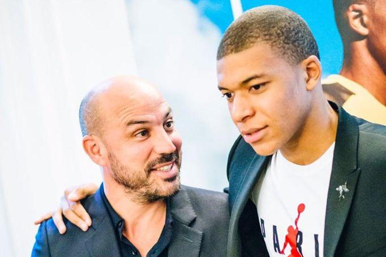Ferrer y su amistad con Mbappé, a quien convenció de que su destino era PSG y no Real Madrid.