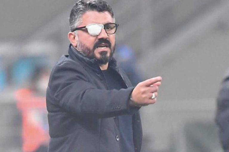 """El drama de Gattuso. La rara enfermedad que lo afecta: """"Es difícil estar de pie"""""""