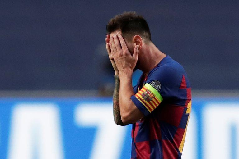 """Papu Gómez: """"Para cualquier amante del fútbol es doloroso ver a Messi así"""""""