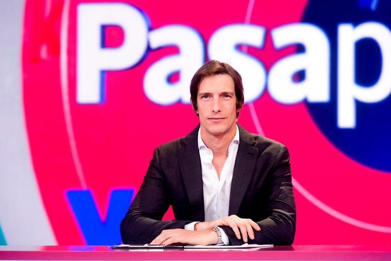 Iván De Pineda conduce Pasapalabra, un formato que lleva su impronta