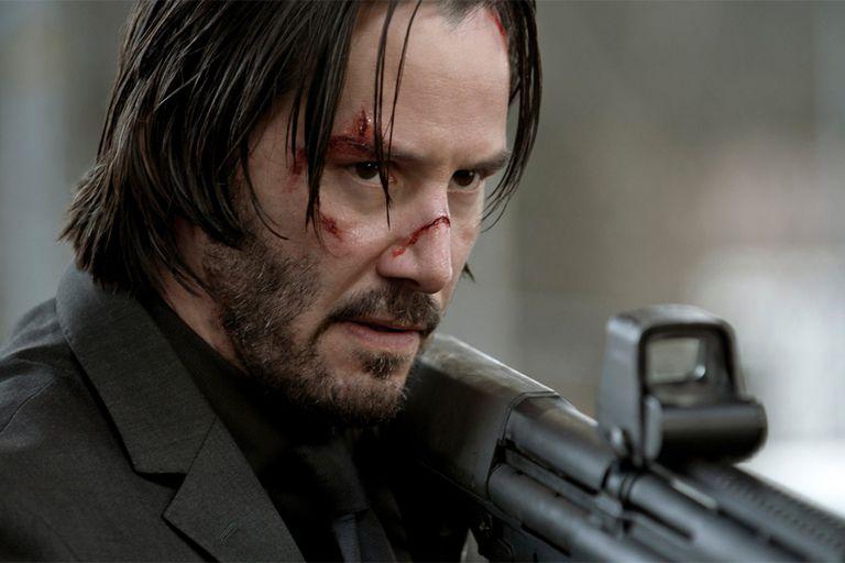 Keanu Reeves, candidato a la redención por su trabajo en John Wick