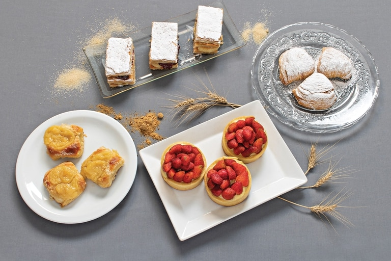 Crema pastelera Juan Manuel Alfonso