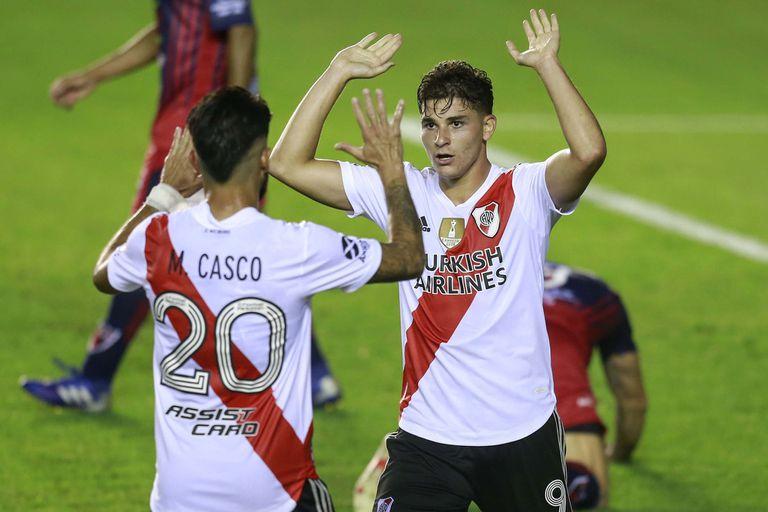 River mantiene su identidad, confirmada en la goleada en la Copa Argentina