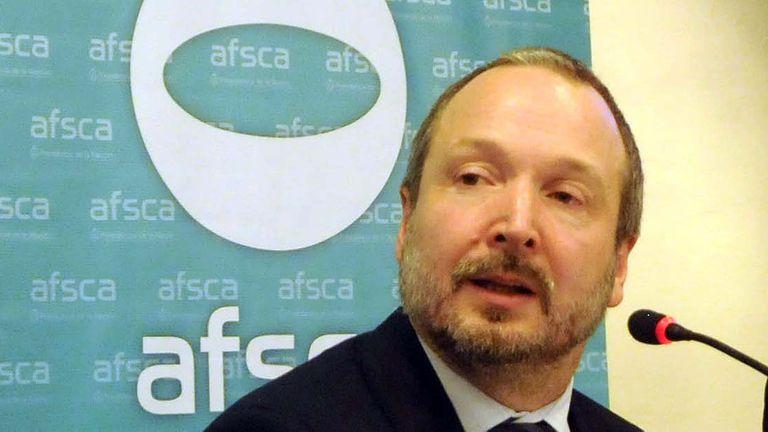 Sabbatella, denunciado por supuestas irregularidades en la Afsca