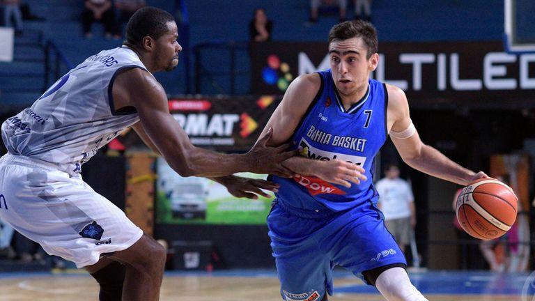 Bahía Basket venció a Argentino de Junín