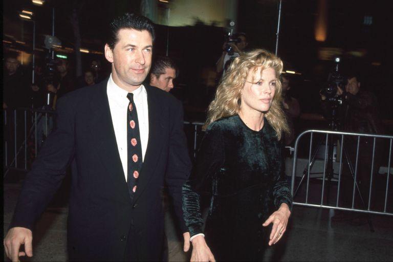 La tormentosa relación de Kim Basinger y Alec Baldwin