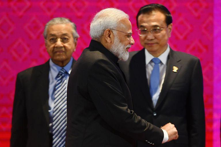 Son muchas las razones por las que India desconfía del acuerdo, pero la principal es China