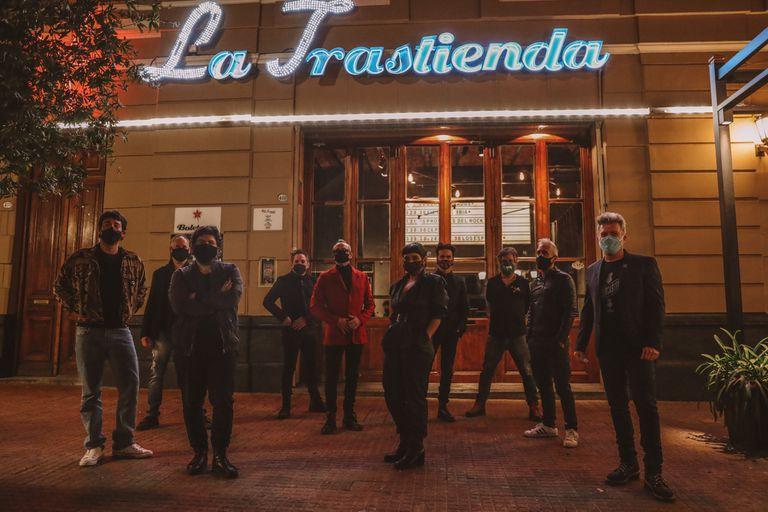 """Los Pericos y sus """"New Friends"""", para el primer show del Cosquín Rock virtual"""