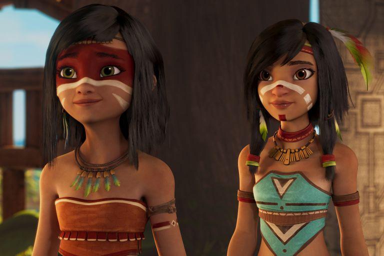 Ainbo: las aventuras de una heroína amazónica que defiende el medio ambiente