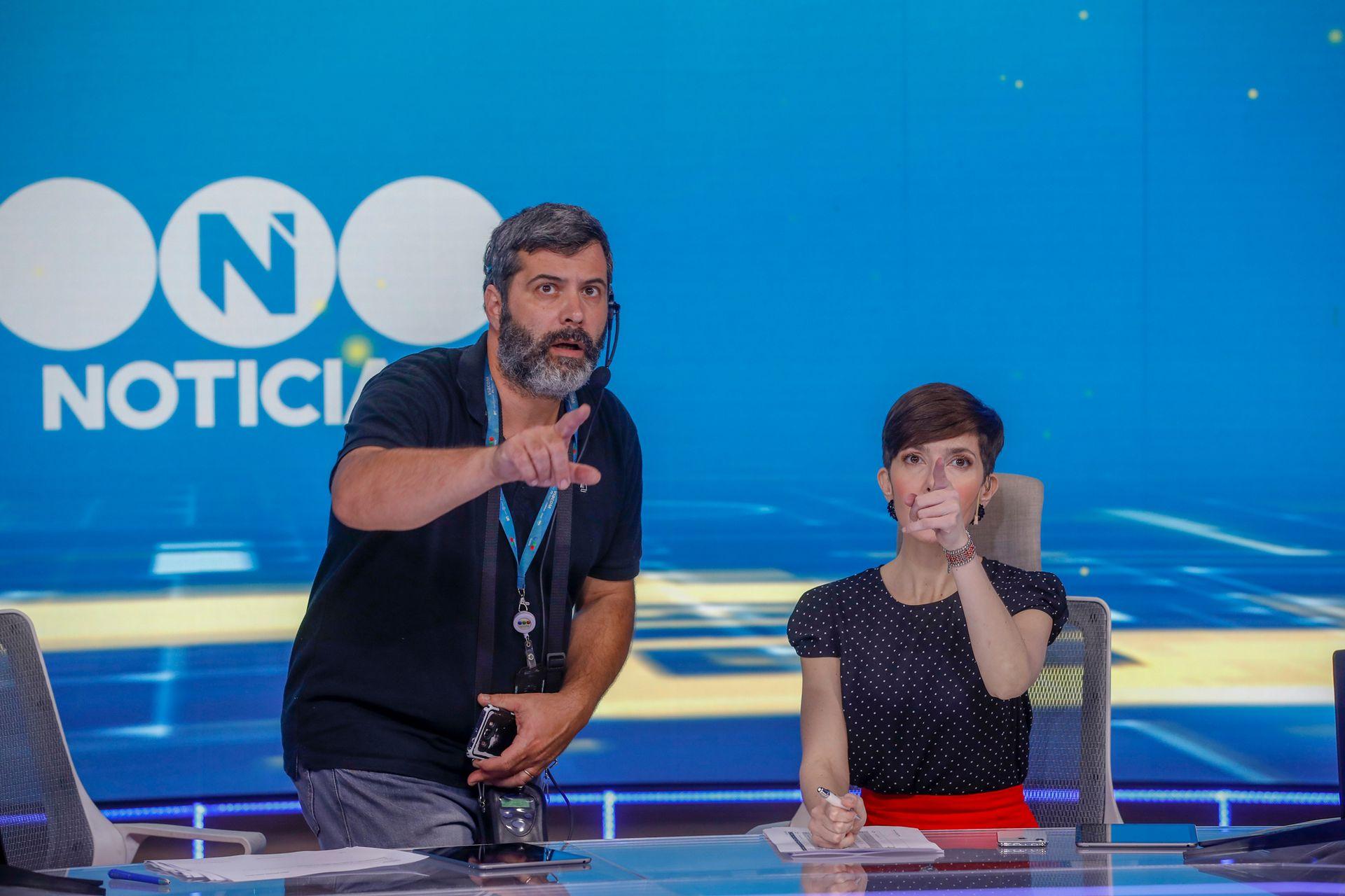 Cristina Pérez recibe las últimas indicaciones