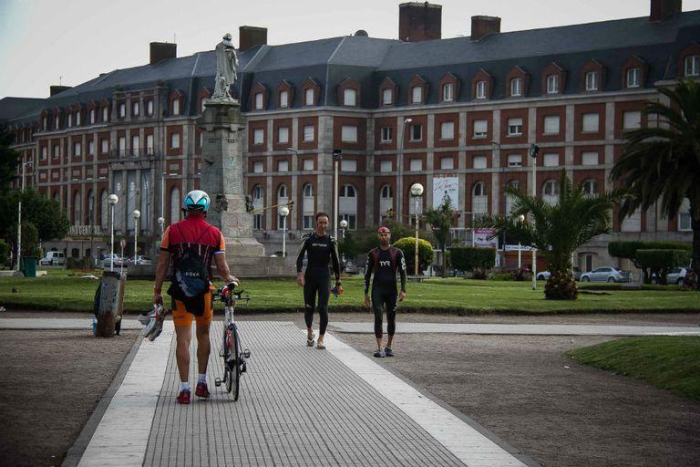 Cómo seguir en vivo el Ironman Mar del Plata 2017