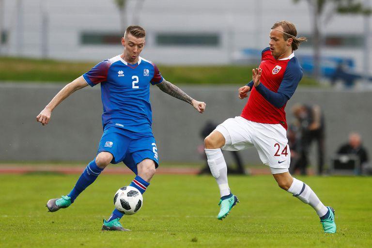 Rumbo a Rusia 2018: Islandia perdió de local con Noruega 3 a 2