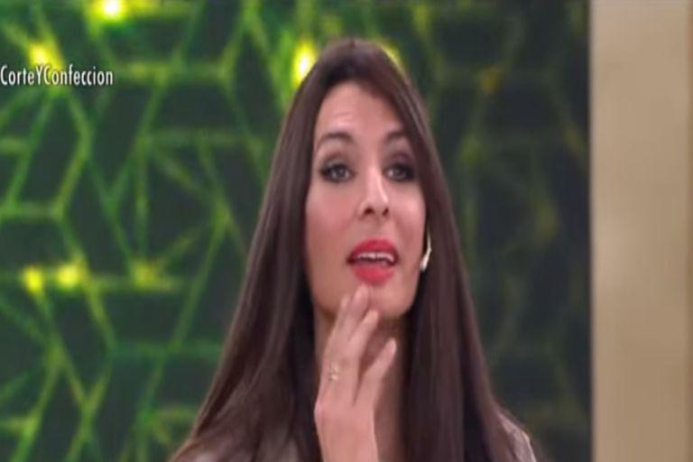 La participante Mariana del programa que conduce Andrea Politti protagonizó un divertido episodio en el que confesó que necesitaba ir al baño