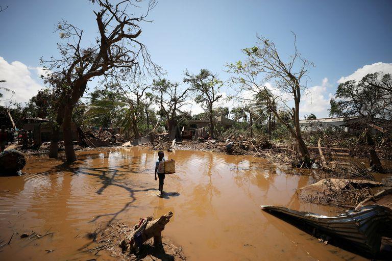 """Lucas Molfino: """"La tragedia de Mozambique nos sobrepasa a todos"""""""