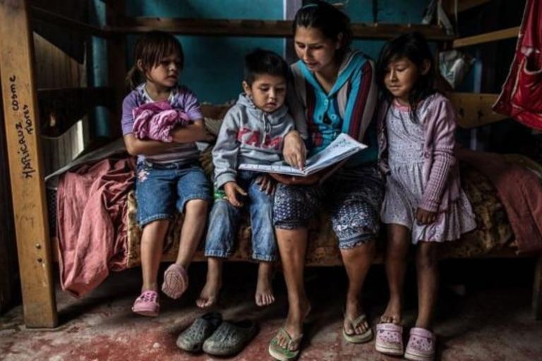 Muchos niños durante 18 meses en América Latina no pudieron acceder a la educación básica