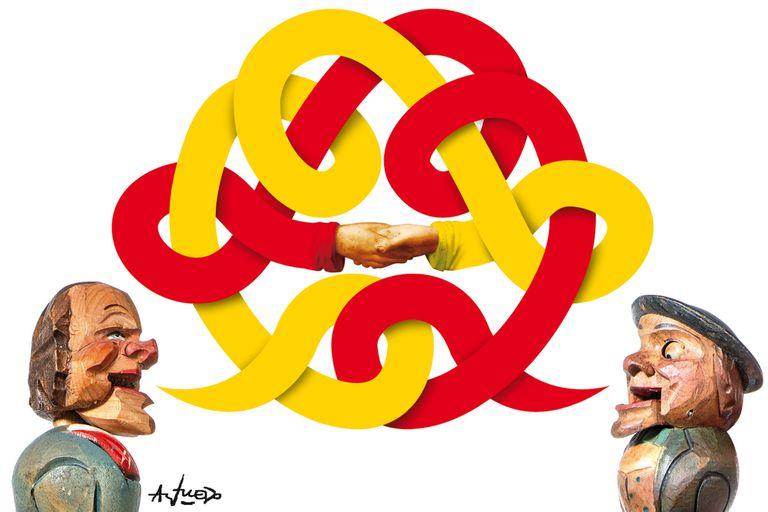 Una difícil conversión: de alianza electoral a coalición de gobierno