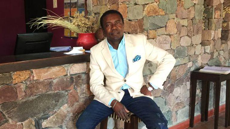 Didier Ebongeza
