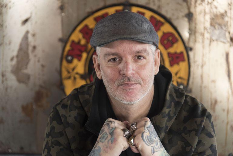 El tatuador de los famosos que  transforma el dolor en arte