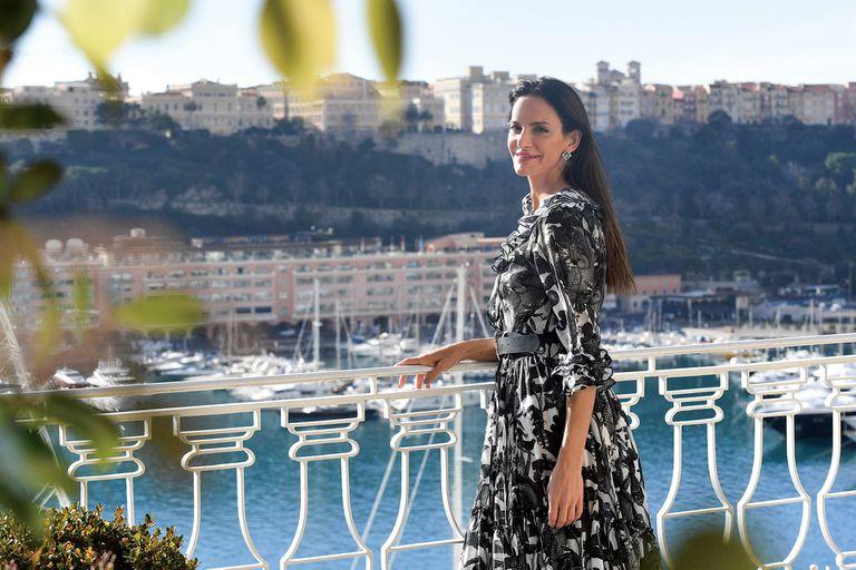 Luciana Aymar será madre por primera vez a los 42 años