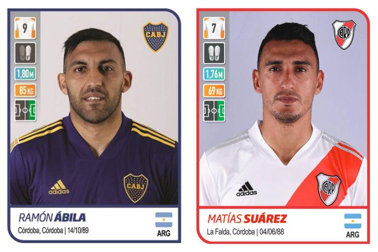 Los datos más curiosos del nuevo álbum de la Liga Profesional de Fútbol 2021