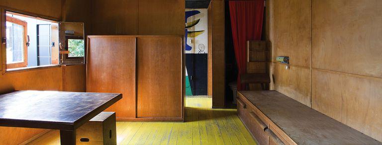 Le Cabanon. El mítico refugio de 16m2 que Le Corbusier diseñó como su paraíso