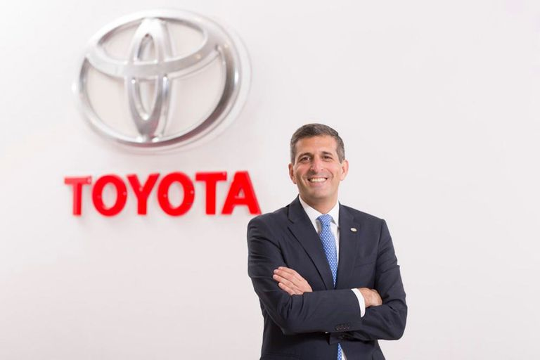 Andrés Massuh (Toyota)