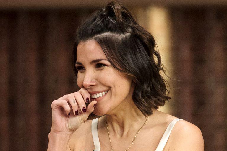 Andrea Rincón, una de las más criticadas en redes sociales por sus comentarios en la gran final de MasterChef Celebrity