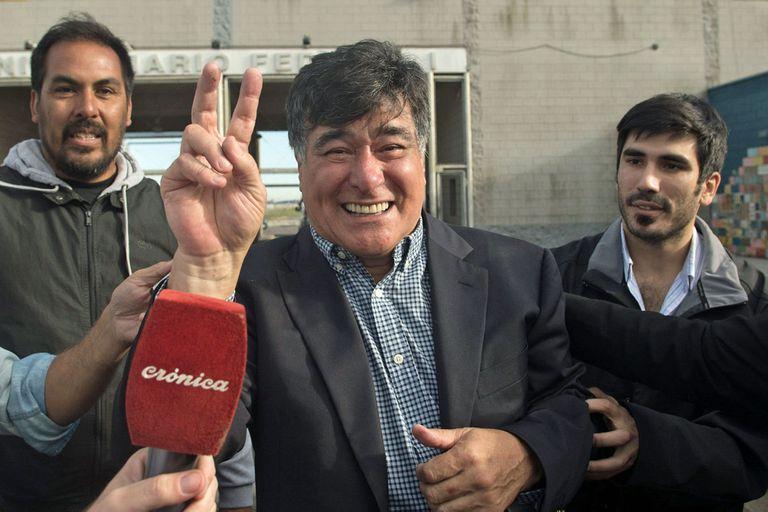 Pacto con Irán: excarcelaron a Zannini y a D'Elía