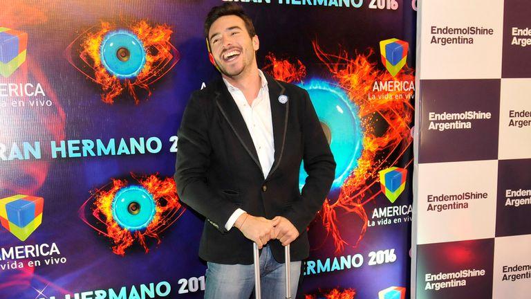 Gran Hermano 2016: Patricio Sills