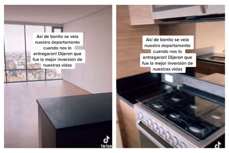 Un joven mexicano compartió su terrible experiencia al comprar un departamento y se hizo viral
